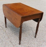 American Mahogany Pembroke Table