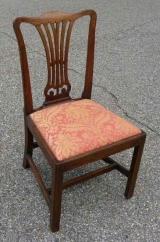 18th Century Mahogany Side Chair